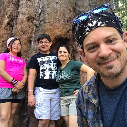 A trip to Sequoia National Park